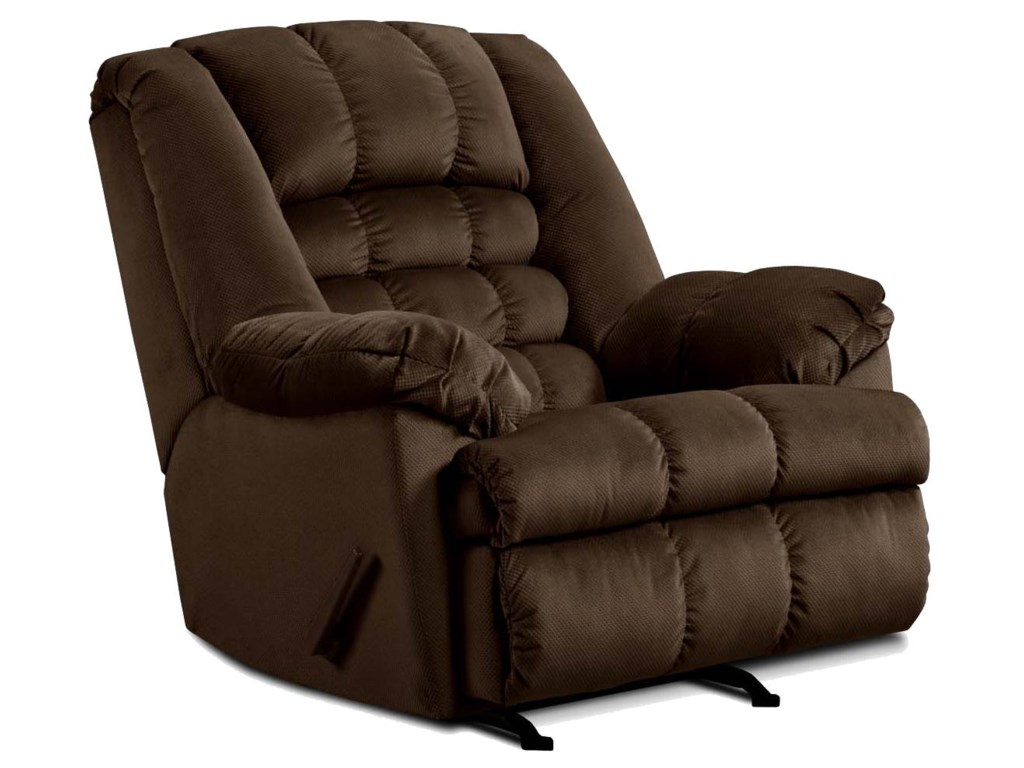United Furniture Industries 622Casual Power Rocker Recliner
