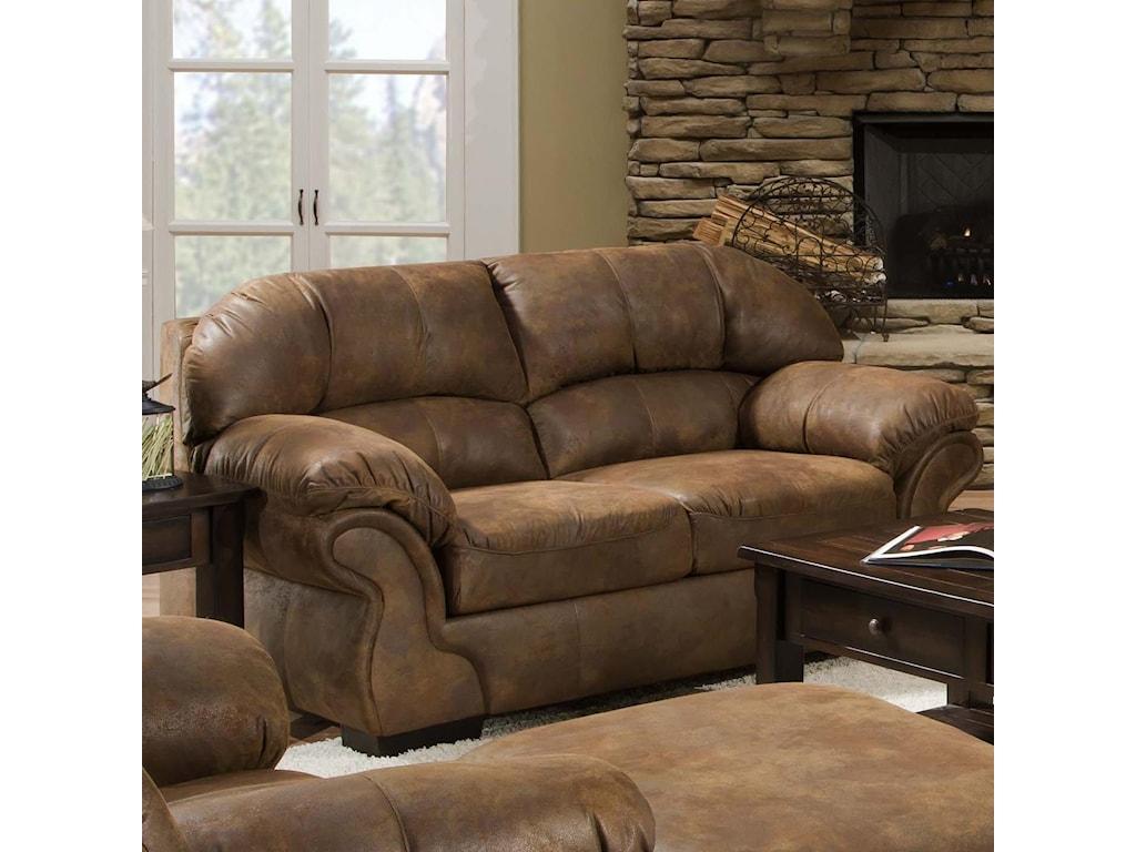 United Furniture Industries 6270Loveseat