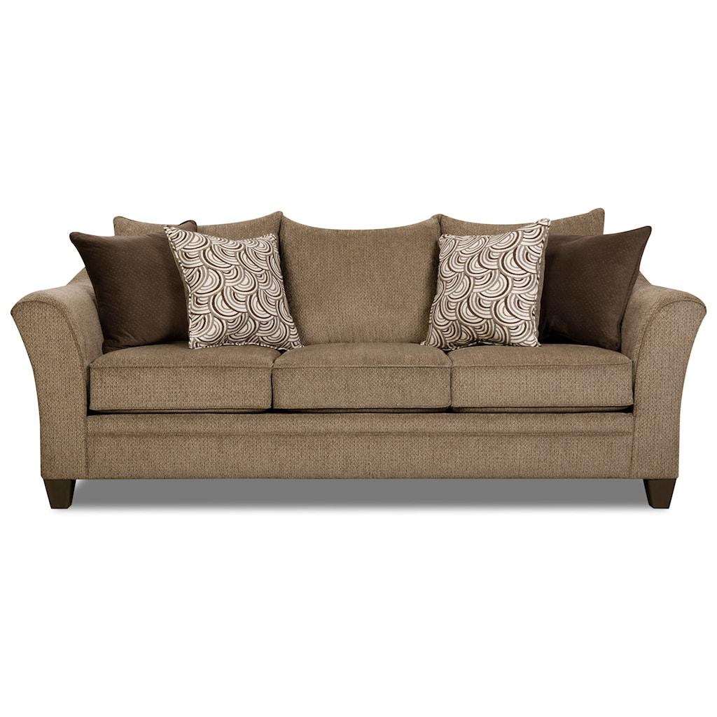 Sofa With Wood Legs Infosofa Co