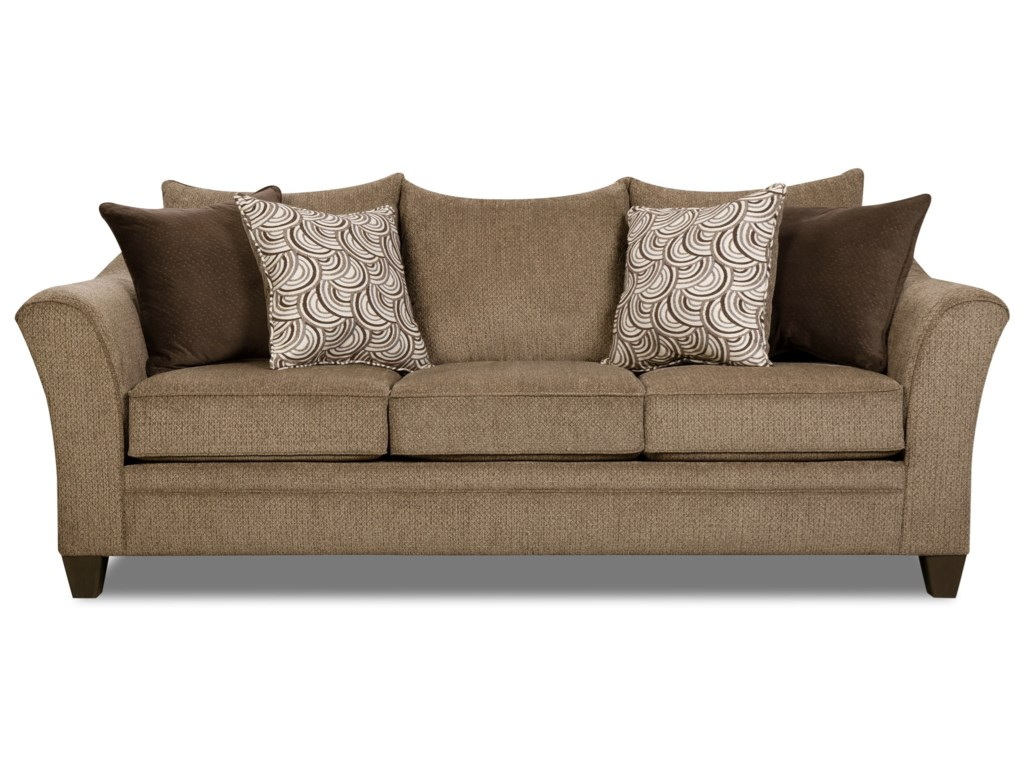 Lane Home Furnishings 6485Transitional Sofa