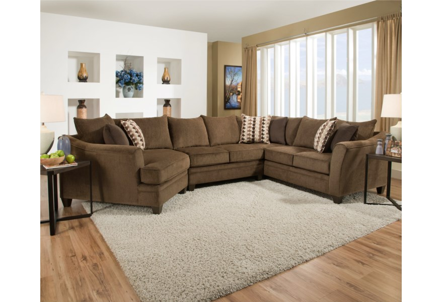 Simmons Upholstery 6485