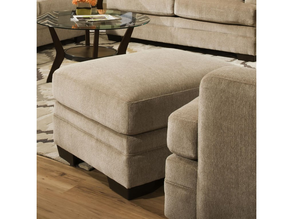 United Furniture Industries 6491Transitional Ottoman