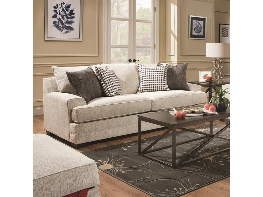 United Furniture Industries 6548Sofa