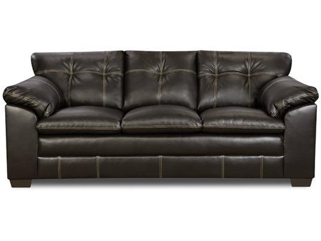 Simmons Upholstery 67693-Seater Stationary Sofa