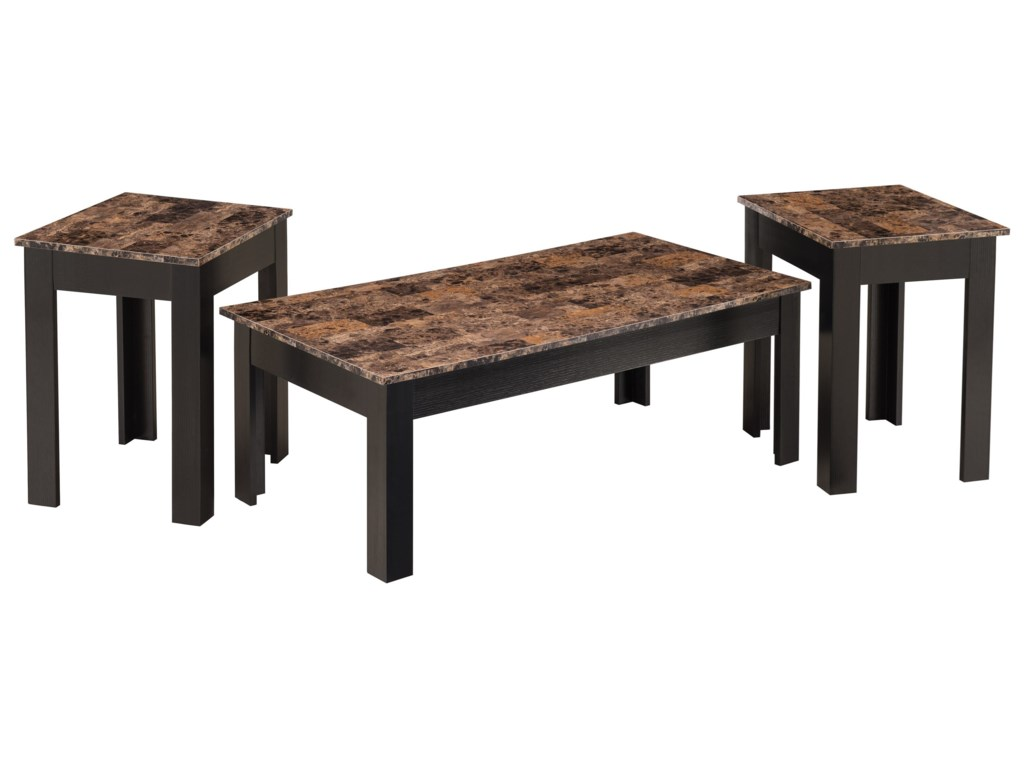 United Furniture Industries 71083 Piece Occasional Table Set