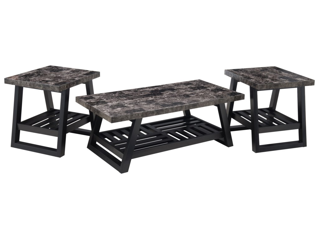 United Furniture Industries 70183 Piece Occasional Table Set