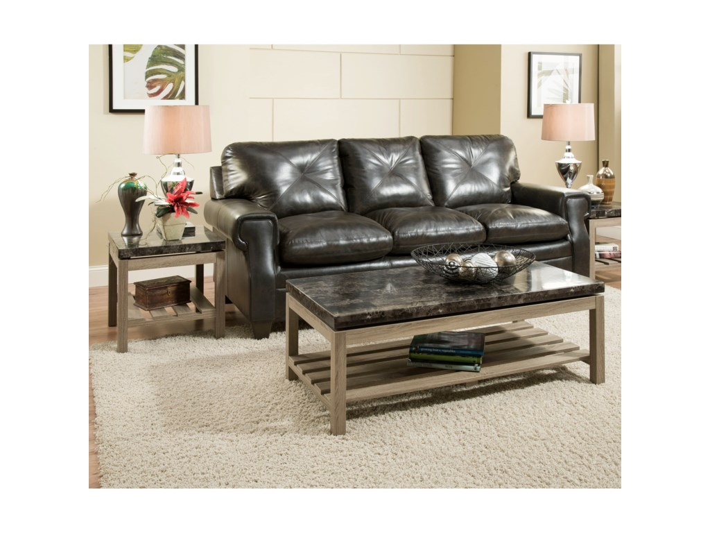 United Furniture Industries 7026Occasional Table Group