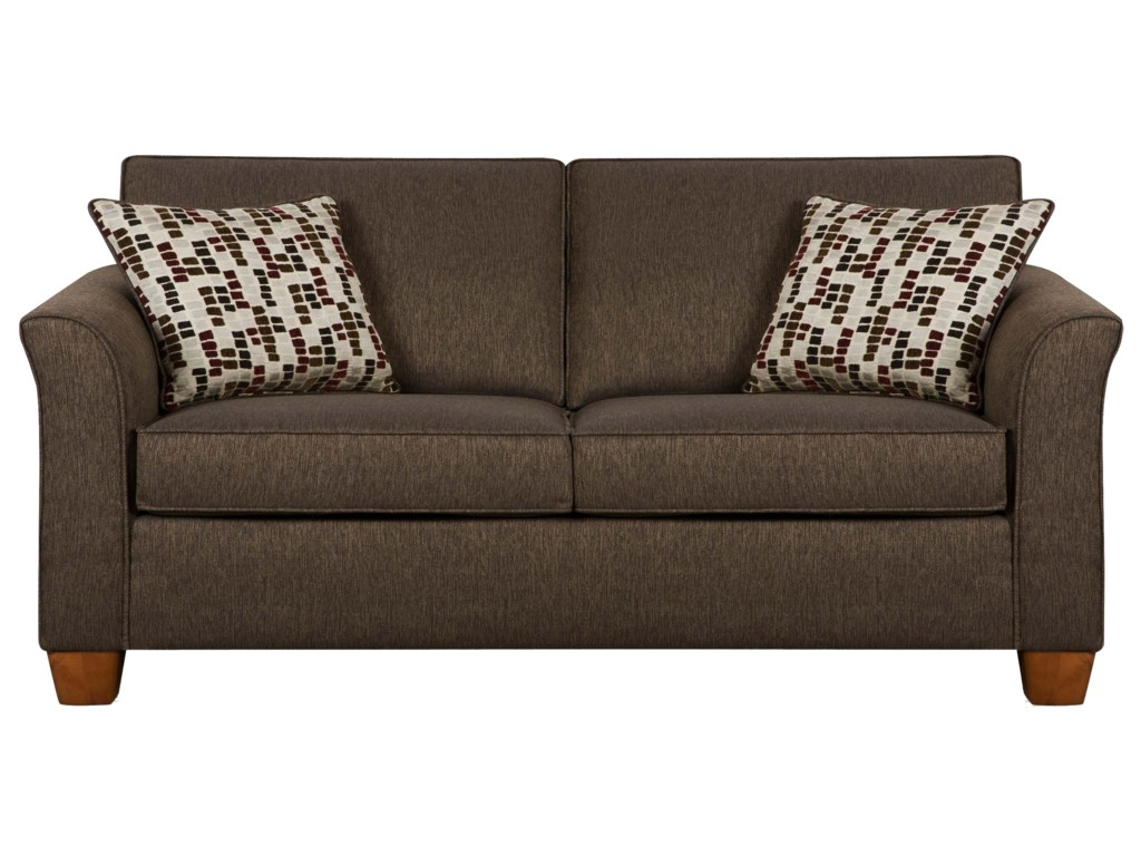Loveseat Size Sofa Sleeper Sofa The Honoroak