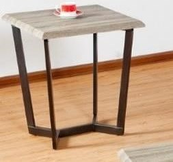 United Furniture Industries 7306 Square End Table