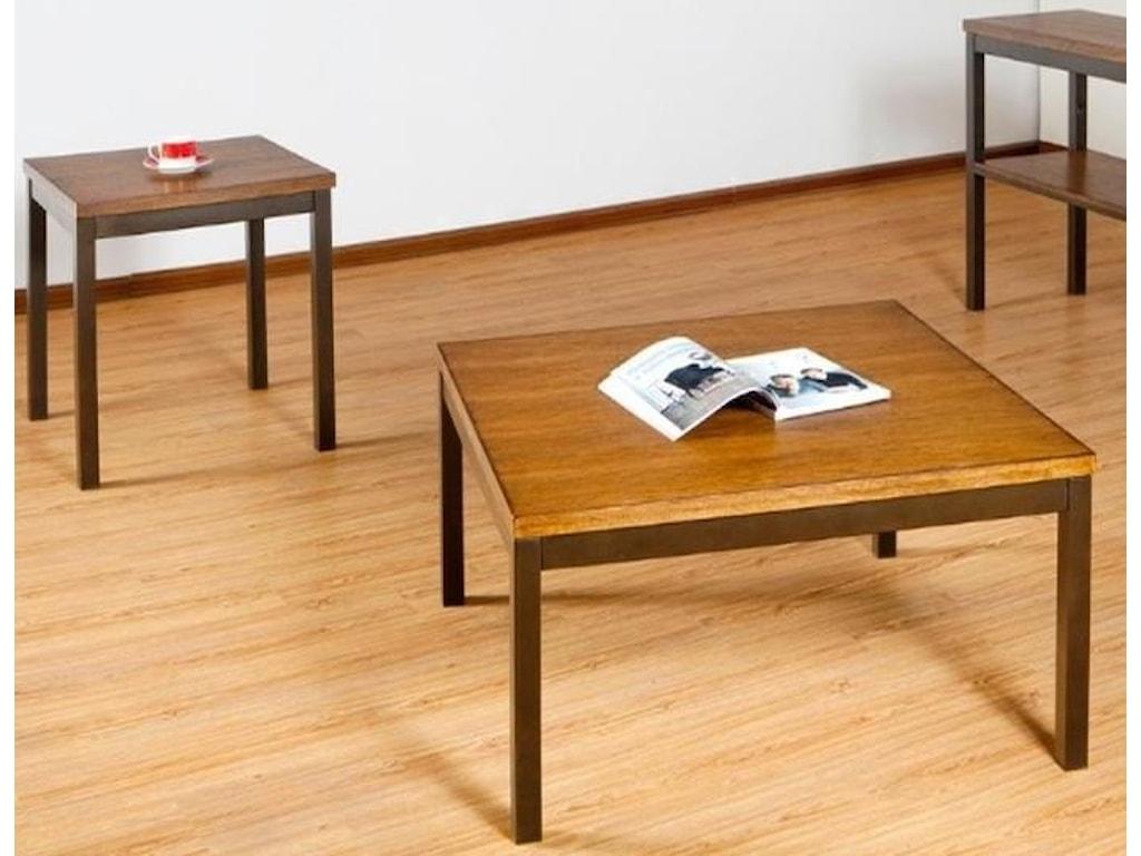 Simmons Upholstery PaytonOccasional Table Set
