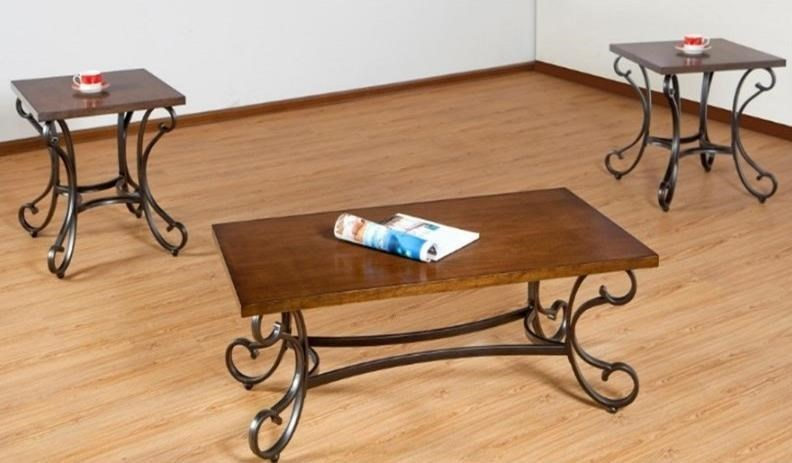 United Furniture Industries 7311Occasional Table Group