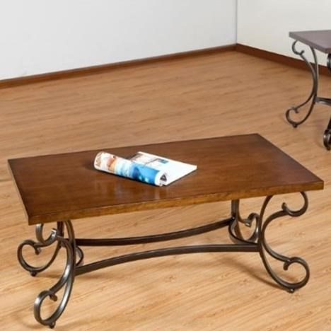 United Furniture Industries 7311Cocktail Table