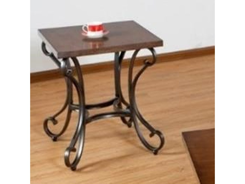 United Furniture Industries 7311End Table