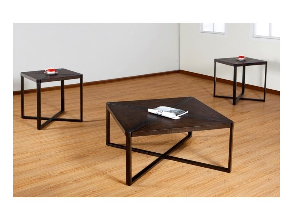 United Furniture Industries 7312Occasional Table Group