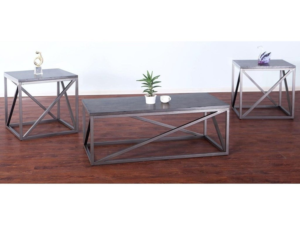 Blue Hill 73253-Pack Occasional Tables