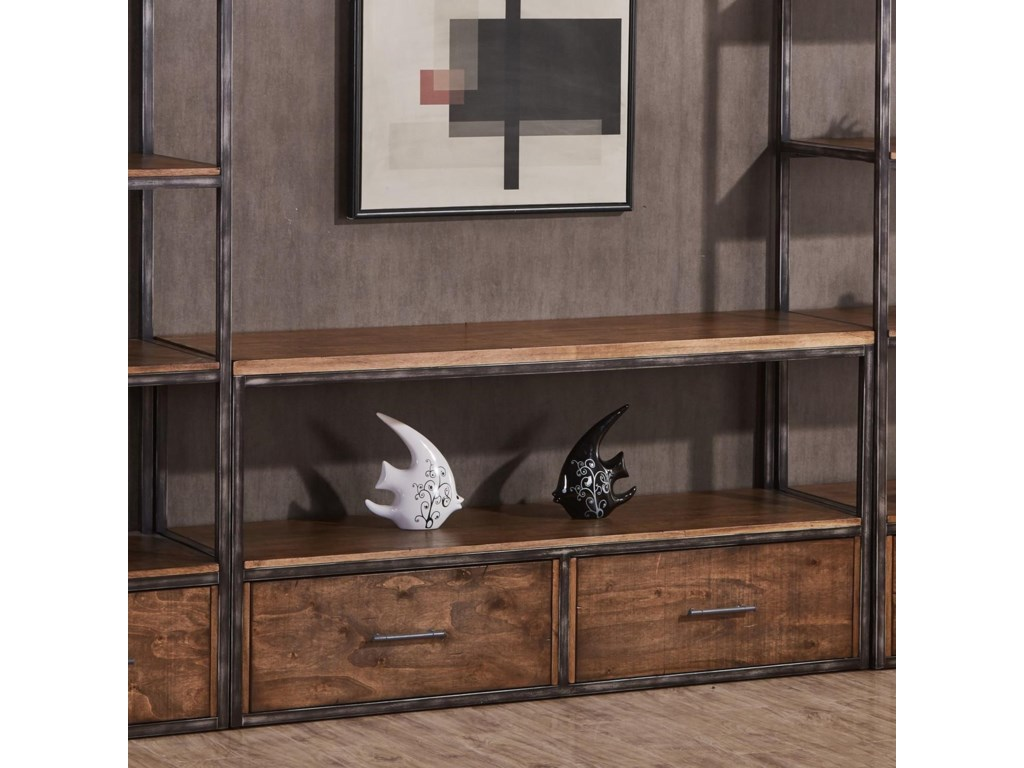 Simmons Upholstery 7326TV Console
