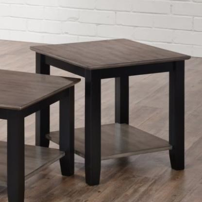 United Furniture Industries 7502Transitional End Table