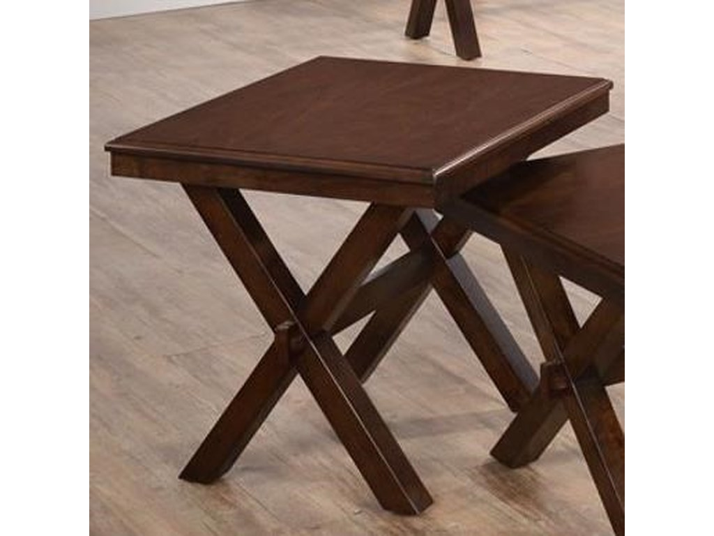 United Furniture Industries 7505End Table