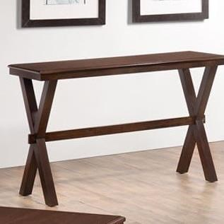 United Furniture Industries 7505 Casual Console Table