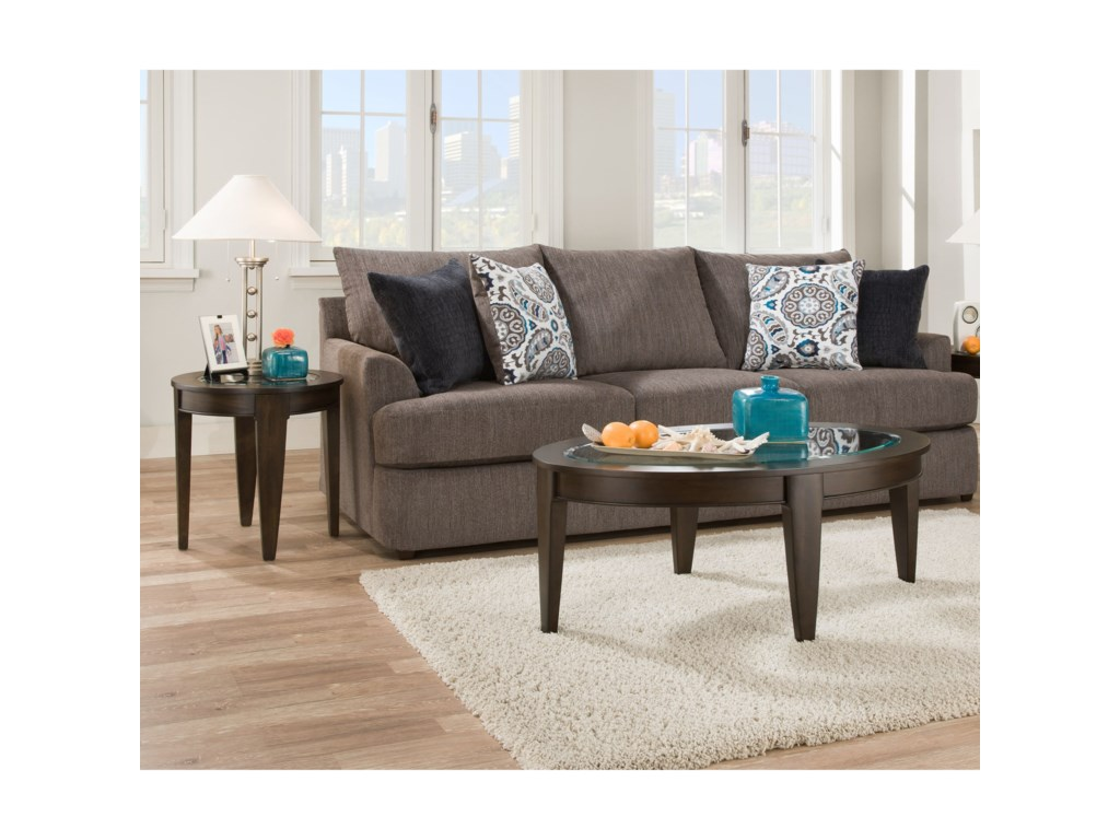 United Furniture Industries 7519End Table