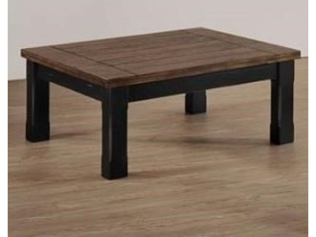 United Furniture Industries 7524Square Cocktail Table