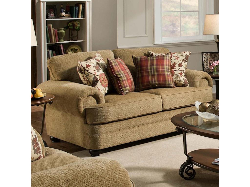 United Furniture Industries 7530Loveseat