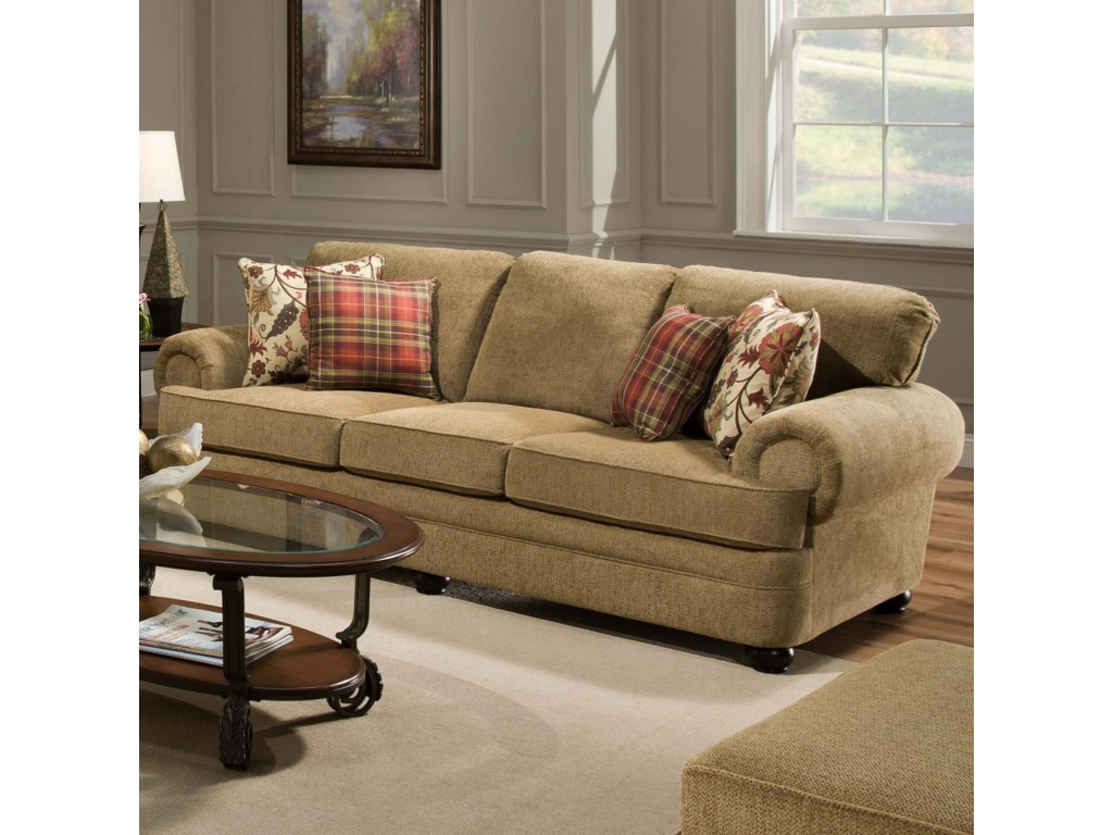 United Furniture Industries 7530Sofa
