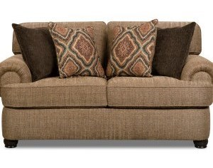 United Furniture Industries 7533 BRTransitional Loveseat