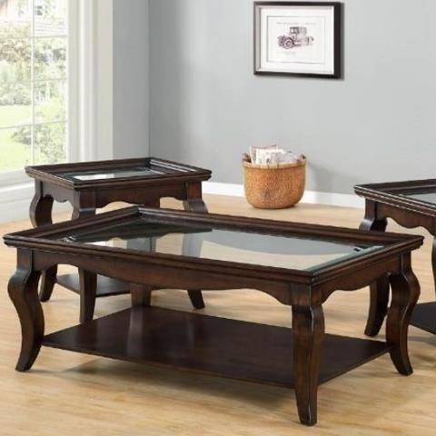 United Furniture Industries 7533Rectangular Cocktail Table