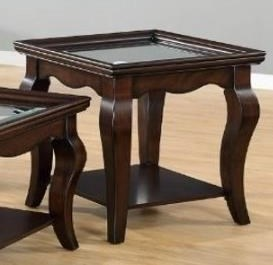 United Furniture Industries 7533Square End Table