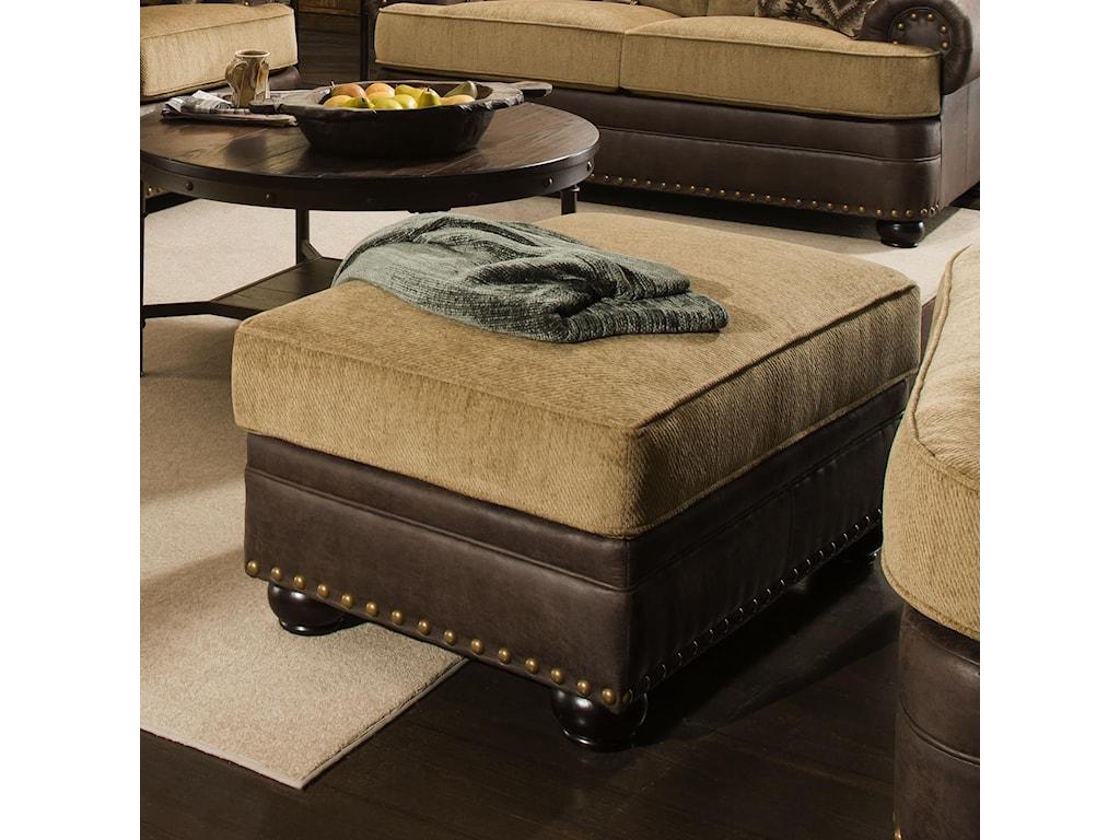 United Furniture Industries 7541Ottoman