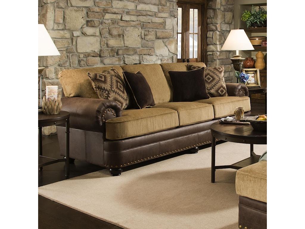 United Furniture Industries 7541Sofa