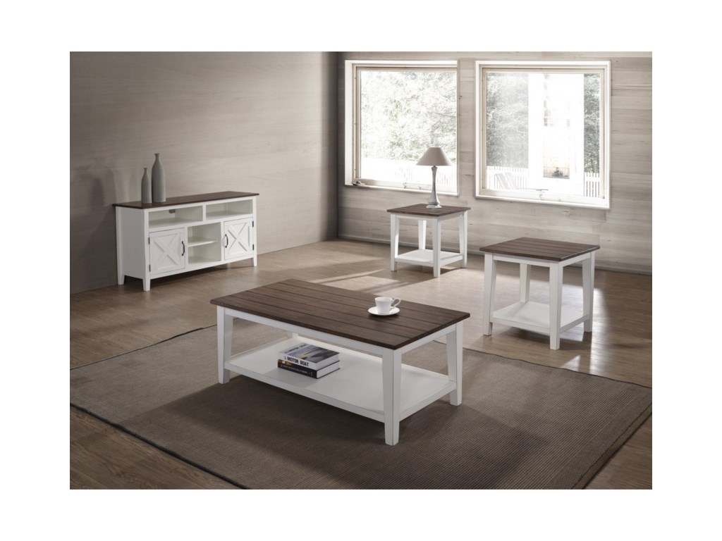United Furniture Industries 7557Coffee Table