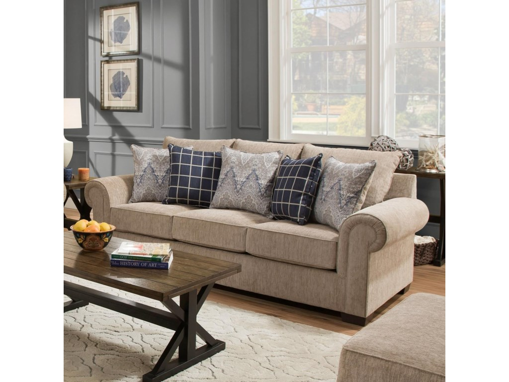 Simmons Sofa Nice Houzz