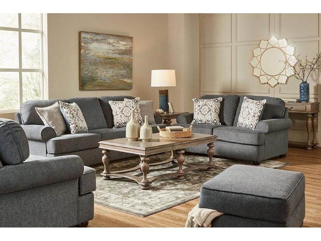 Lane Home Furnishings 8023Loveseat