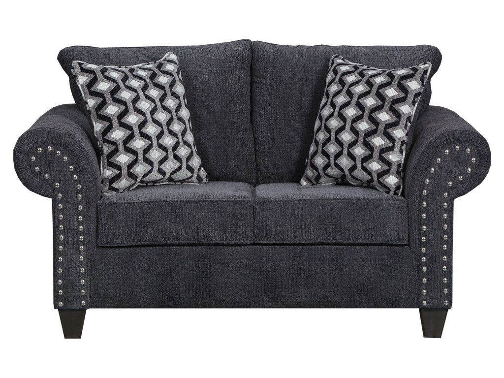 United Furniture Industries 8036Love Seat