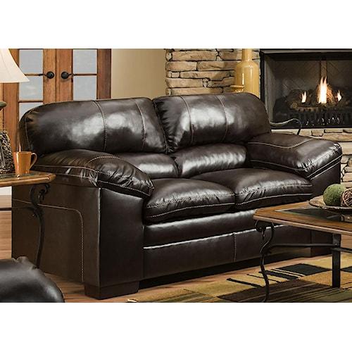 United Furniture Industries 8049 Loveseat