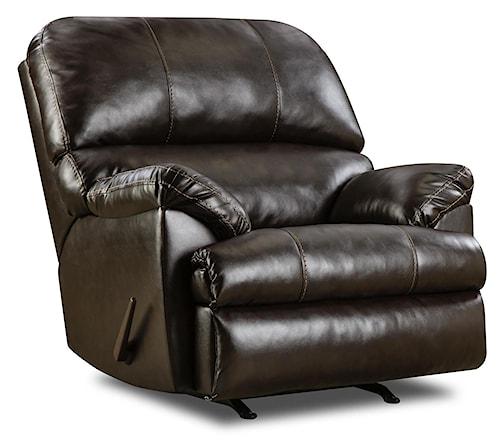 United Furniture Industries 8049 Rocker Recliner