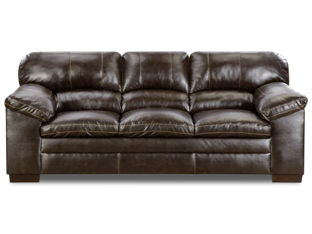 Simmons Upholstery 8049Casual Sofa