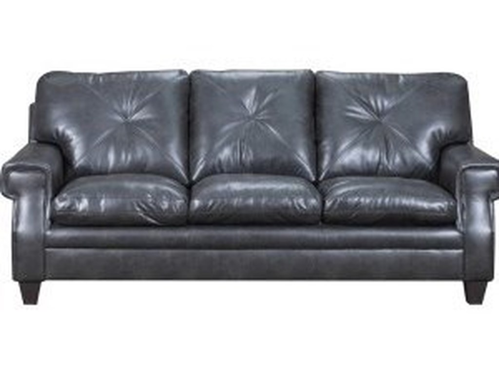 United Furniture Industries 8065Transitional Sofa