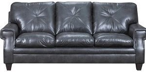 United Furniture Industries 8065 Transitional Sofa with Key Rolled Arms