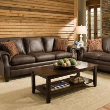 United Furniture Industries 8069Transitional Sofa