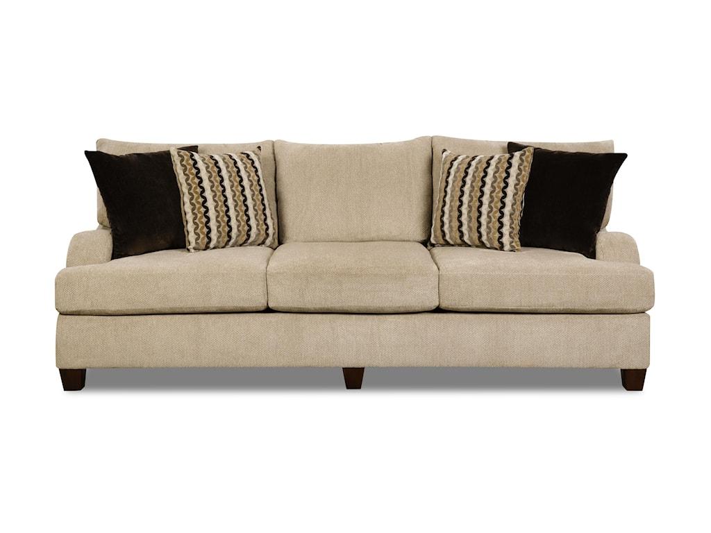 Simmons Upholstery 8520Sofa