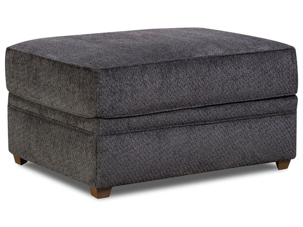 United Furniture Industries 8530 BRTransitional Ottoman
