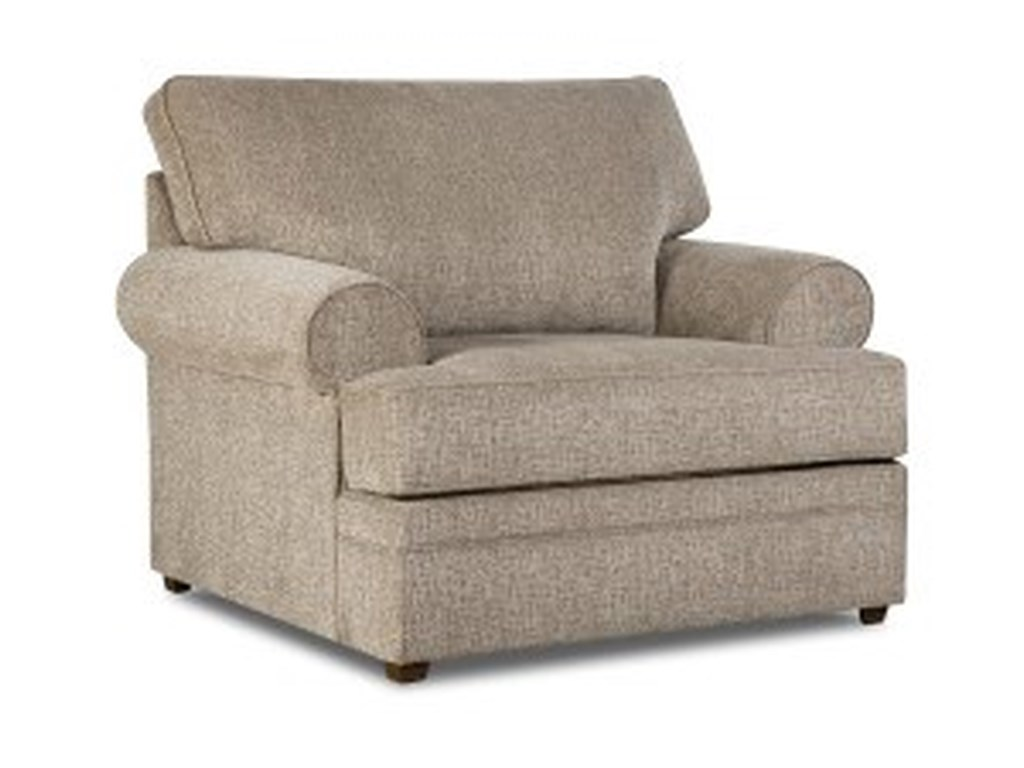 United Furniture Industries 8530 BRTransitional Chair