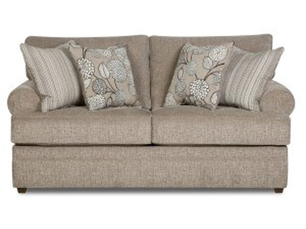 Lane Home Furnishings 8530 BRTransitional Loveseat