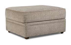Simmons Upholstery 8530 BRTransitional Ottoman