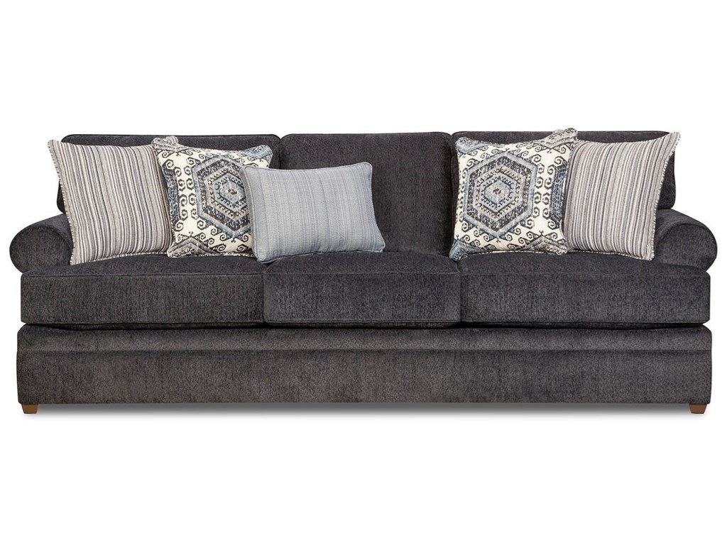 Blue Hill BlakeTransitional Sofa