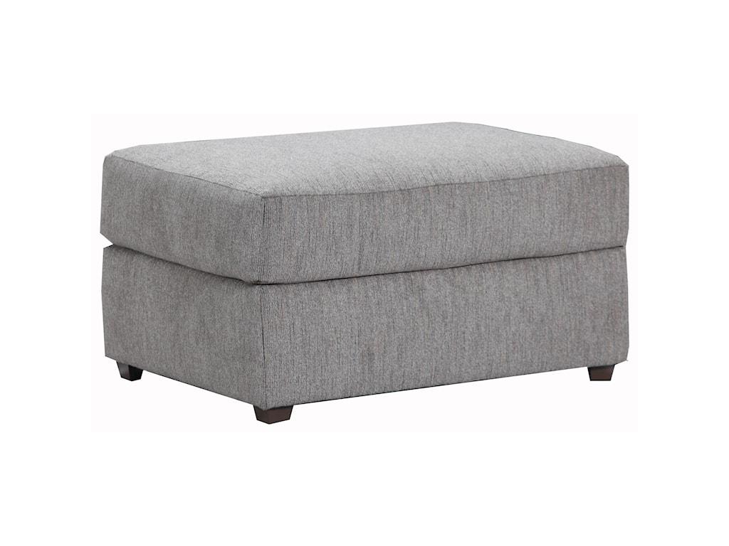 United Furniture Industries 8540 GrandCasual Ottoman