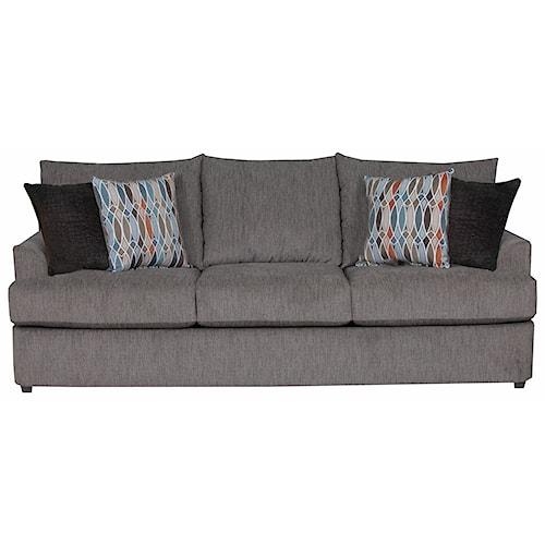 United Furniture Industries 8540BR Casual Sofa